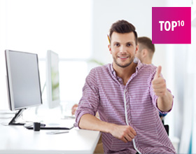 Jaki monitor wybrać? TOP 10 polecanych modeli