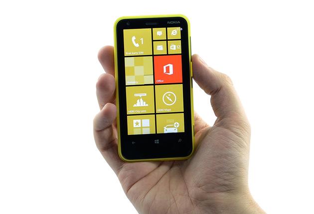 Nokia Lumia 620 | zdjęcie 3