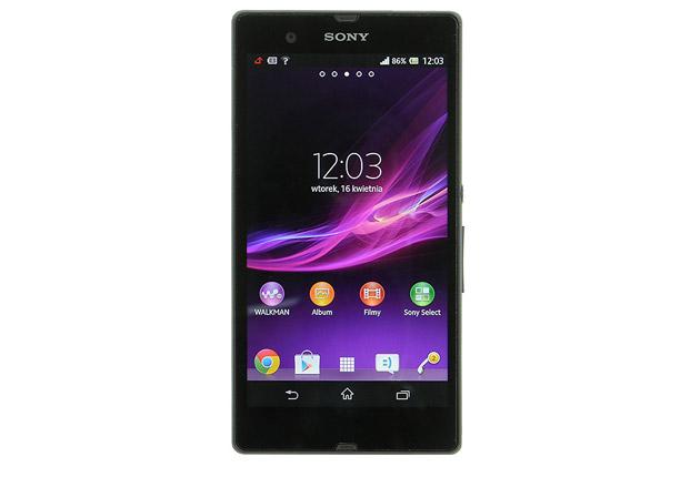 Sony Xperia Z - wydajny, stylowy i wodoodporny | zdjęcie 1