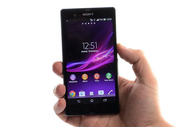 Sony Xperia Z - wydajny, stylowy i wodoodporny | zdjęcie 3