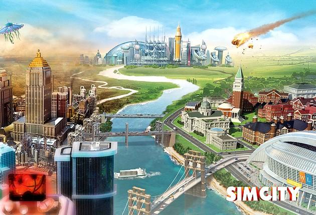 SimCity kontra AMD Trinity | zdjęcie 1