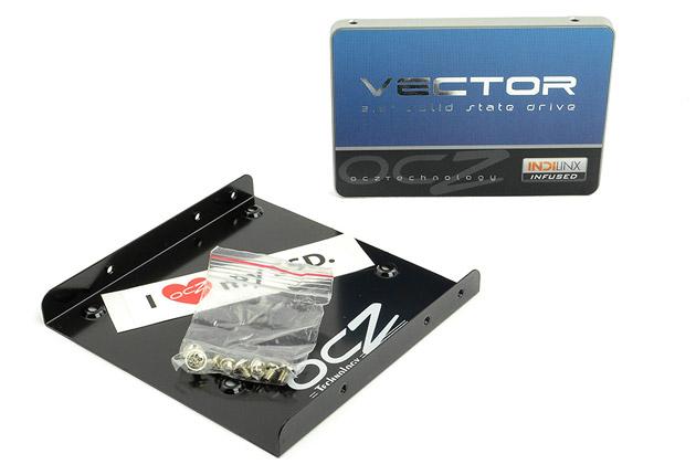 OCZ Vector 256 GB – wydajny i stabilny dysk SSD | zdjęcie 4