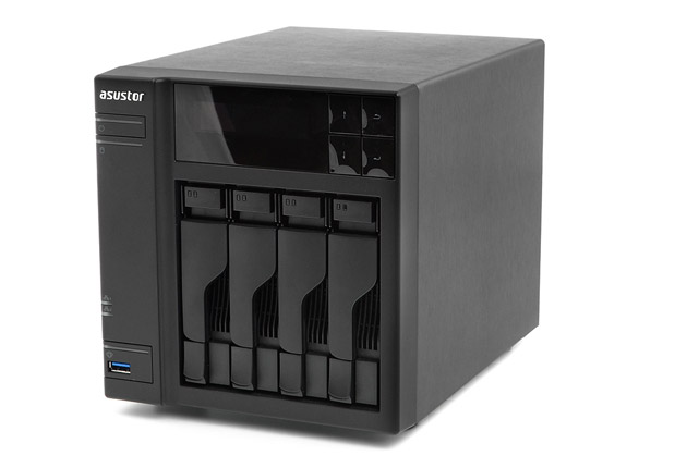 Asustor AS-604T - test serwera NAS firmy Asus   zdjęcie 1