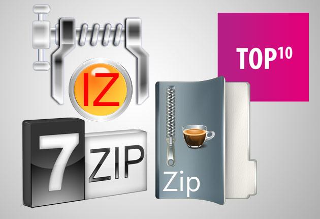 10 najlepszych darmowych programów do kompresowania plików | zdjęcie 1