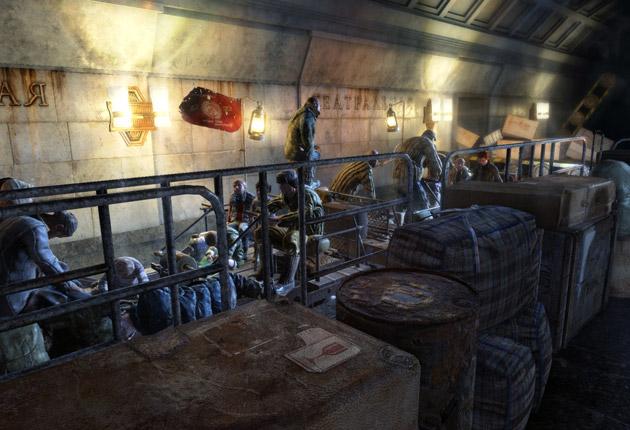 Metro: Last Light – optymalne karty graficzne | zdjęcie 3
