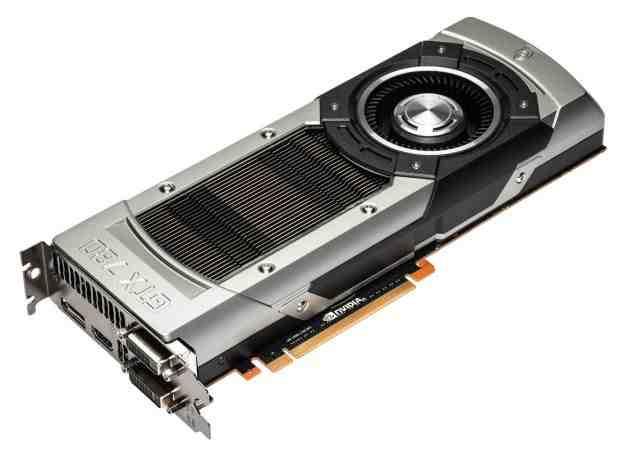 GeForce GTX 780 - topowa karta dla graczy | zdjęcie 1