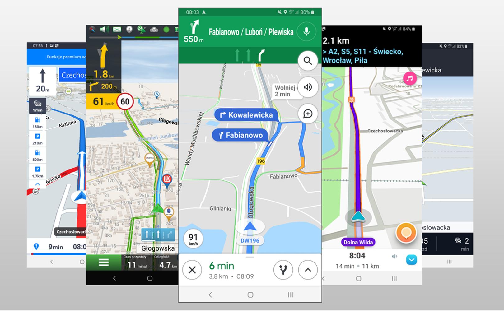 Najlepsza Darmowe Nawigacja Na Androida