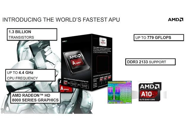 AMD Richland dla komputerów desktop - premiera | zdjęcie 2