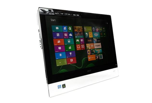 Acer Aspire 5600U - dotyk i gest | zdjęcie 1