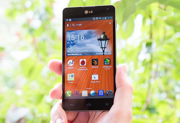 LG Swift G: gdyby przy tworzeniu Nexusa 4 nie maczało rąk Google | zdjęcie 1