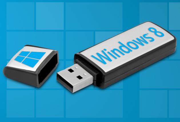 Bootowalny pendrive USB z Windows 8 | zdjęcie 1