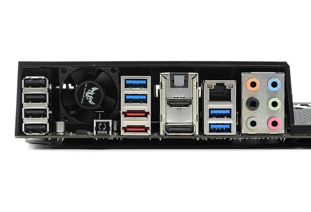 ASUS Sabertooth Z87 – szablastozębna płyta dla Intel Haswell | zdjęcie 4