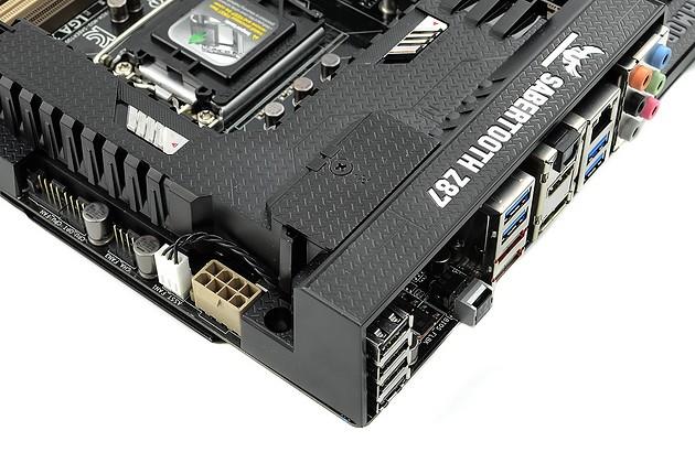 ASUS Sabertooth Z87 – szablastozębna płyta dla Intel Haswell | zdjęcie 3