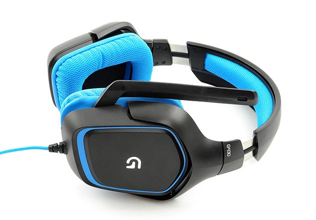 Logitech G430 oraz G230 - słuchawki dla graczy | zdjęcie 3