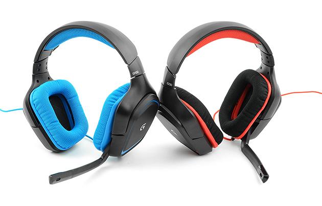 Logitech G430 oraz G230 - słuchawki dla graczy | zdjęcie 1