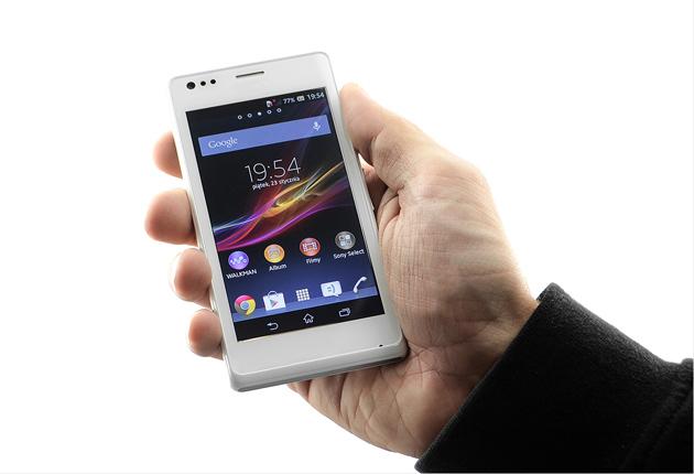 Sony Xperia M - stylowy i funkcjonalny | zdjęcie 3
