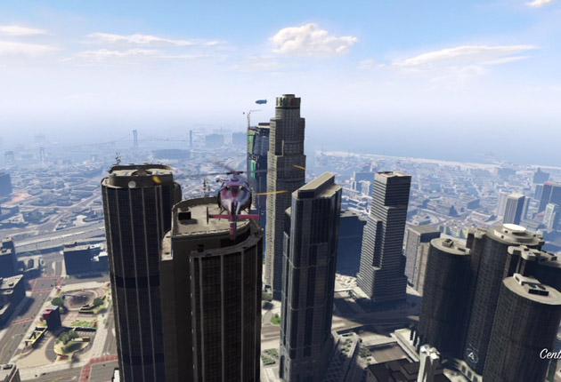 Grand Theft Auto V – Klękajcie narody, oto nowy król! | zdjęcie 5