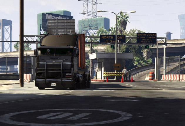 Grand Theft Auto V – Klękajcie narody, oto nowy król! | zdjęcie 9