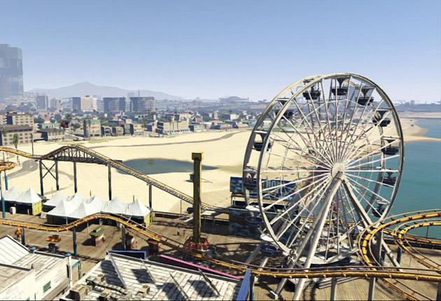 Grand Theft Auto V – Klękajcie narody, oto nowy król! | zdjęcie 1
