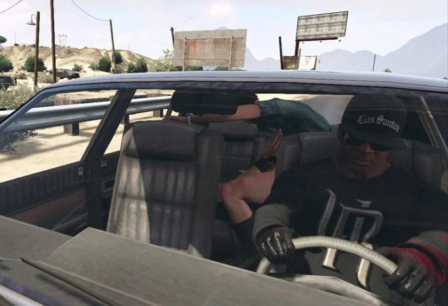 Grand Theft Auto V – Klękajcie narody, oto nowy król! | zdjęcie 11