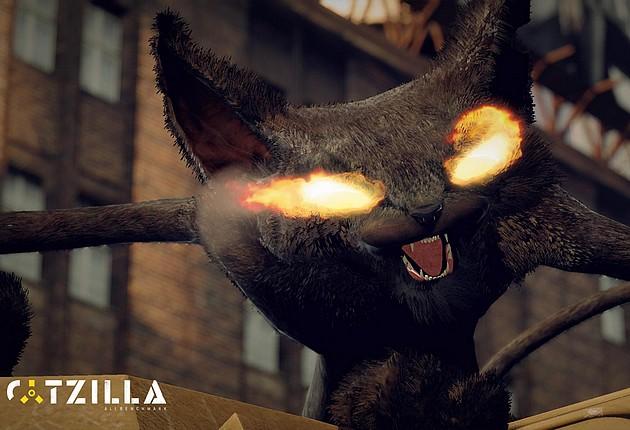 Catzilla ALLBenchmark - dobre, bo polskie! | zdjęcie 3