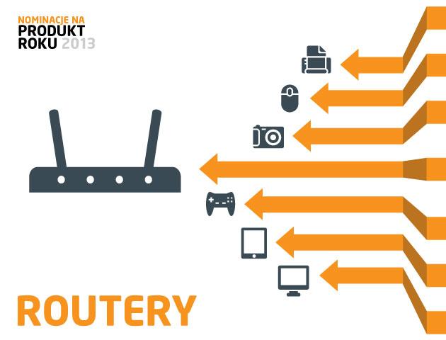 Routery - nominacje do plebiscytu Produkt Roku 2013 | zdjęcie 1