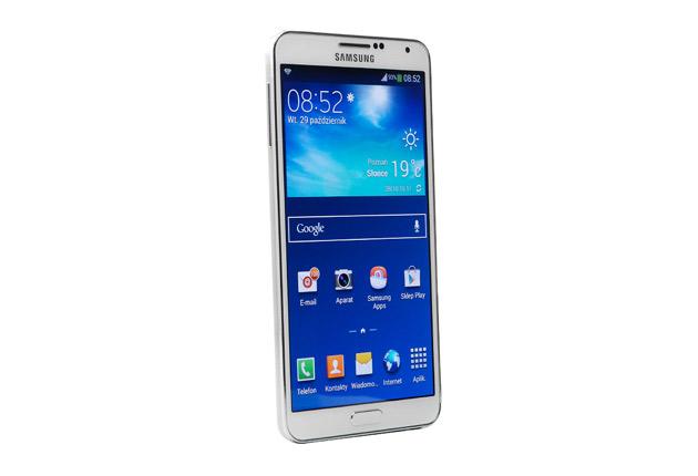 Samsung Galaxy Note 3 – centrum sterowania | zdjęcie 4