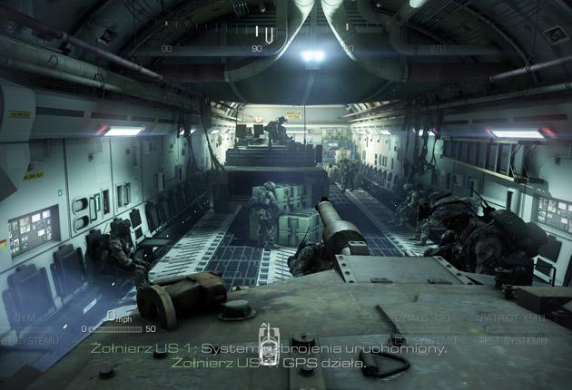 Call of Duty: Ghosts - niekończącej się historii ratowania Ameryki ciąg dalszy | zdjęcie 6