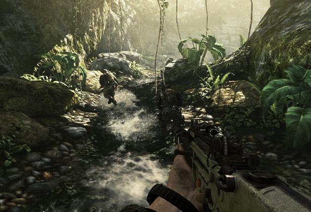 Call of Duty: Ghosts - niekończącej się historii ratowania Ameryki ciąg dalszy | zdjęcie 4