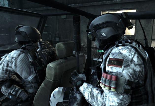 Call of Duty: Ghosts - niekończącej się historii ratowania Ameryki ciąg dalszy | zdjęcie 3