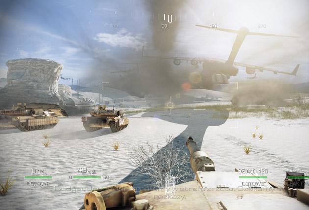 Call of Duty: Ghosts - niekończącej się historii ratowania Ameryki ciąg dalszy | zdjęcie 9