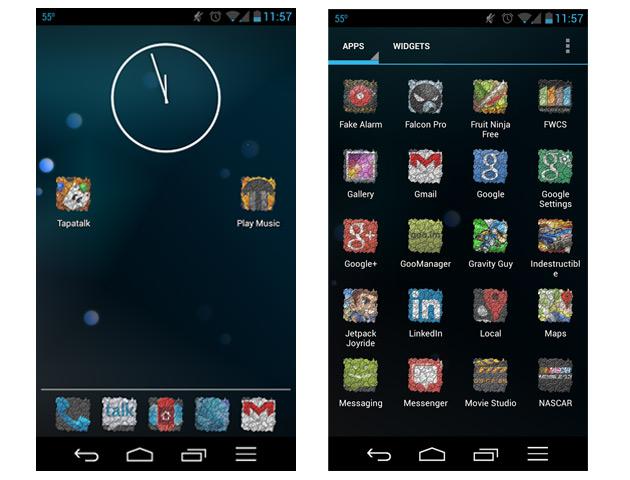 10 darmowych zestawów ikon do Androida, które odmienią Twojego smartfona.   zdjęcie 8