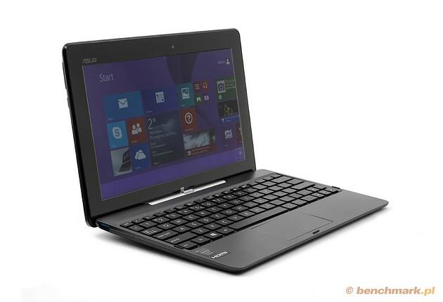 ASUS Transformer Book T100 - ultramobilny notebook i tablet w jednym | zdjęcie 1