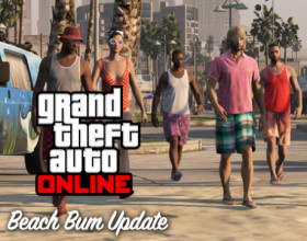 Premiera dodatku Beach Bum do GTA Online