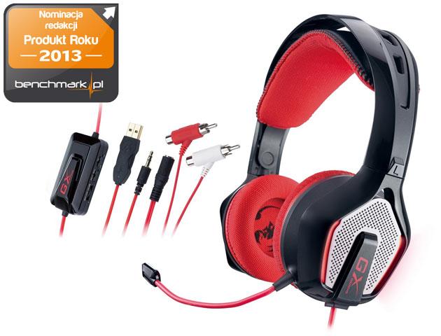 Słuchawki dla graczy - nominacje do plebiscytu Produkt Roku 2013 | zdjęcie 10