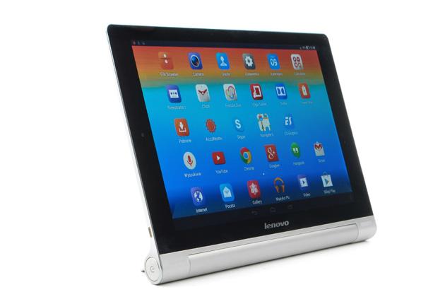 Lenovo Yoga Tablet 10 – wymyślony na le-nowo? | zdjęcie 1