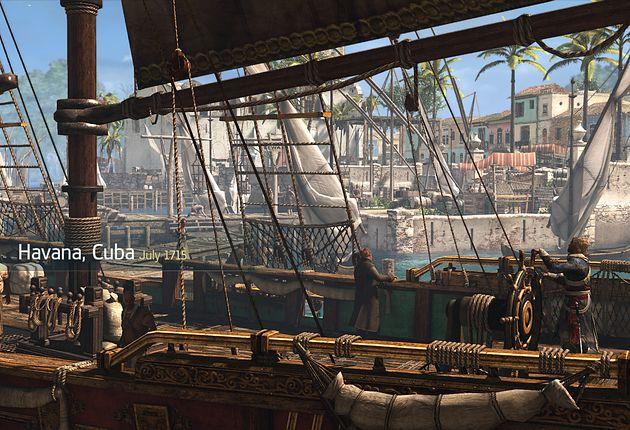 Assassin's Creed IV: Black Flag - wesoły jest żywot pirata! | zdjęcie 6