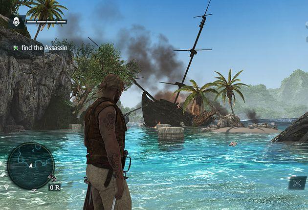 Assassin's Creed IV: Black Flag - wesoły jest żywot pirata! | zdjęcie 4