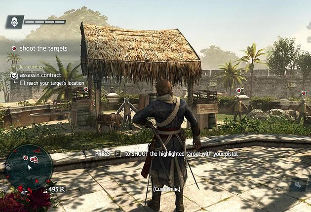 Assassin's Creed IV: Black Flag - wesoły jest żywot pirata! | zdjęcie 9