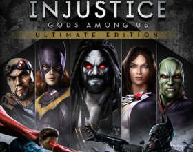 Premiera gry Injustice: Gods Among Us w wersji Ultimate Edition