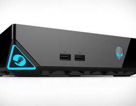 Steam Machine od Alienware ma konkurować z PS4 i Xbox One - ceną i osiągami