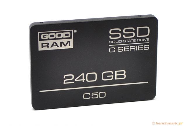 Tanio, taniej, GOODRAM C50 – test modelu o pojemności 240 GB | zdjęcie 1