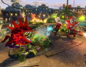 Nowe wideo z Plants vs. Zombies: Garden Warfare