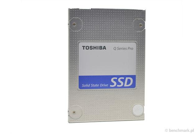 TOSHIBA Q SERIES PRO 128 GB - szybki dysk w dobrej cenie | zdjęcie 1