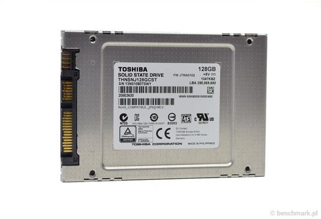 TOSHIBA Q SERIES PRO 128 GB - szybki dysk w dobrej cenie | zdjęcie 2