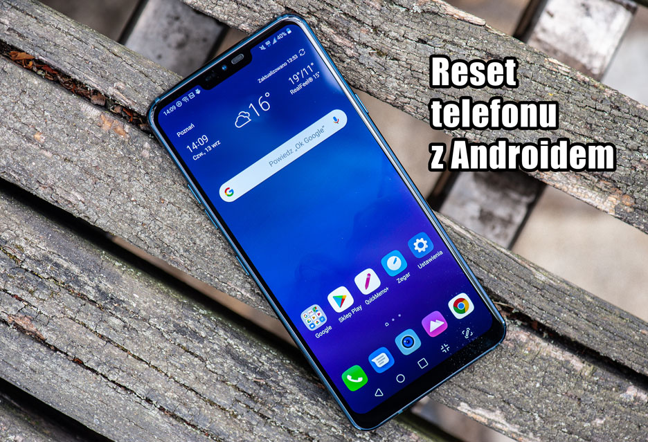 Jak zresetować telefon z Androidem? | zdjęcie 1