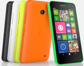 Lumia 630 pierwszym smartfonem z Windows Phone 8.1