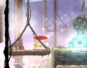 17 minut z Child of Light - baśniowego jRPG'a w 2D