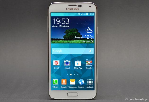 Samsung Galaxy S5 - test piątej gwiazdy w galaktyce | zdjęcie 1