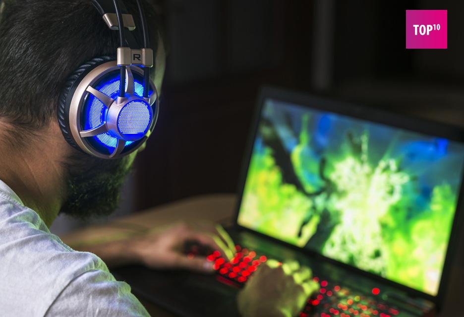 Polecane laptopy do gier. TOP 10 | zdjęcie 1